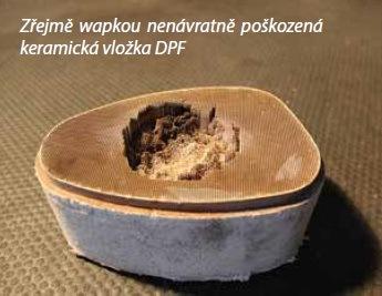 Termická renovace DPF