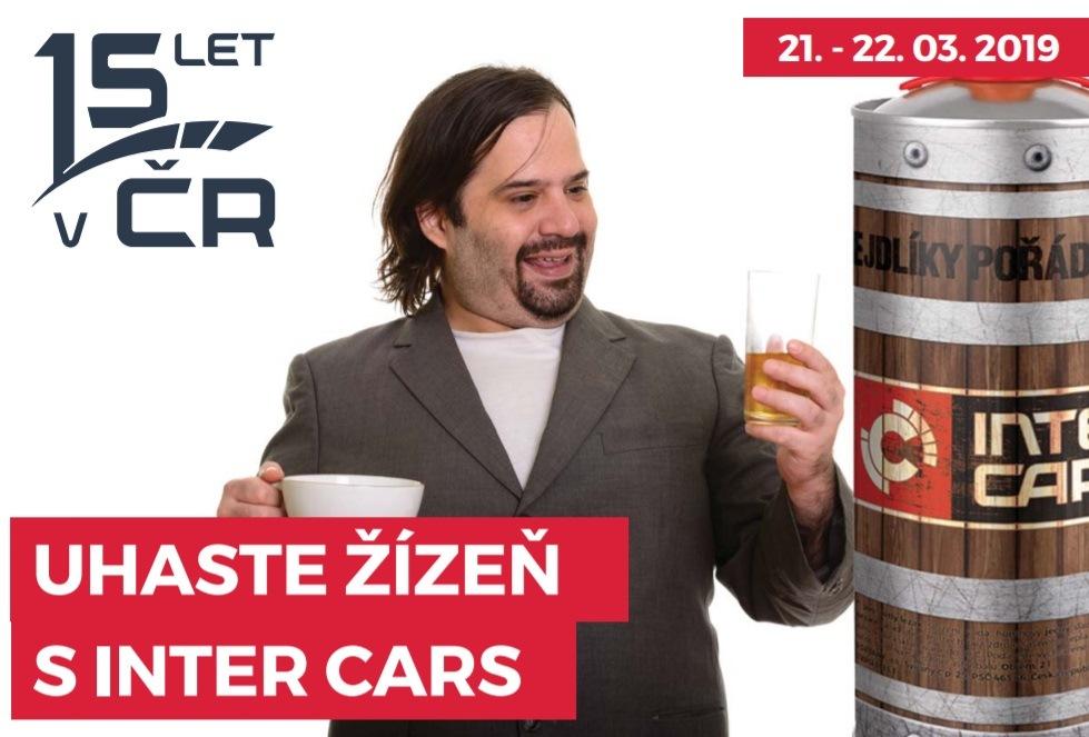 Uhaste žízeň s Inter Cars