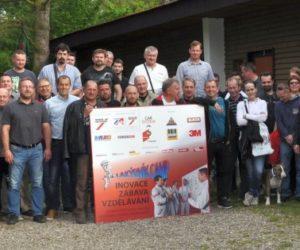 Chystá se druhý ročník Lakýrník Camp společnosti Interaction