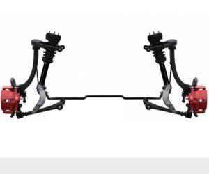 Tenneco dodává komponenty pro nové, plně elektrické SUV Jaguar I-PACE