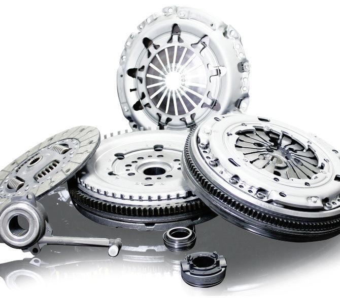 Sleva na vybraný sortiment spojek Starline, LuK, Valeo a Sachs u Auto Kelly