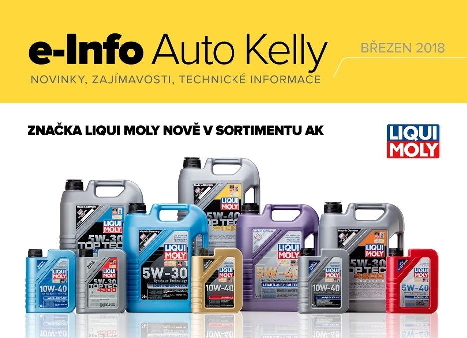 e-info Auto Kelly březen 2019