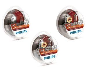 Nové Philips X-tremeVision G-Force pro bezpečnou jízdu