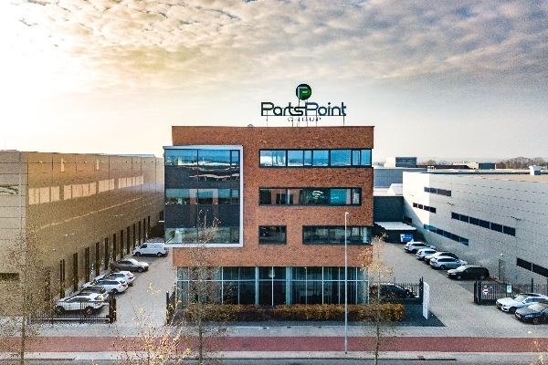 Sídlo firmy PartsPoint