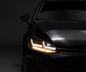 Nově u Stahlgruberu přestavbové světlomety Osram LEDriving® pro VW Golf VI, VII