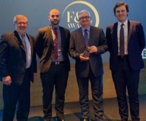 Společnost Total Lubrifiants získala mezinárodní ocenění za řadu maziv Total Quartz EV Fluid