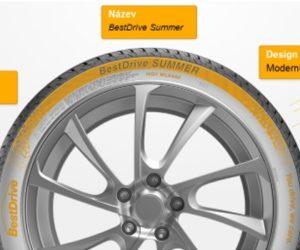 ContiTrade představuje novou značku pneumatik – BestDrive Summer