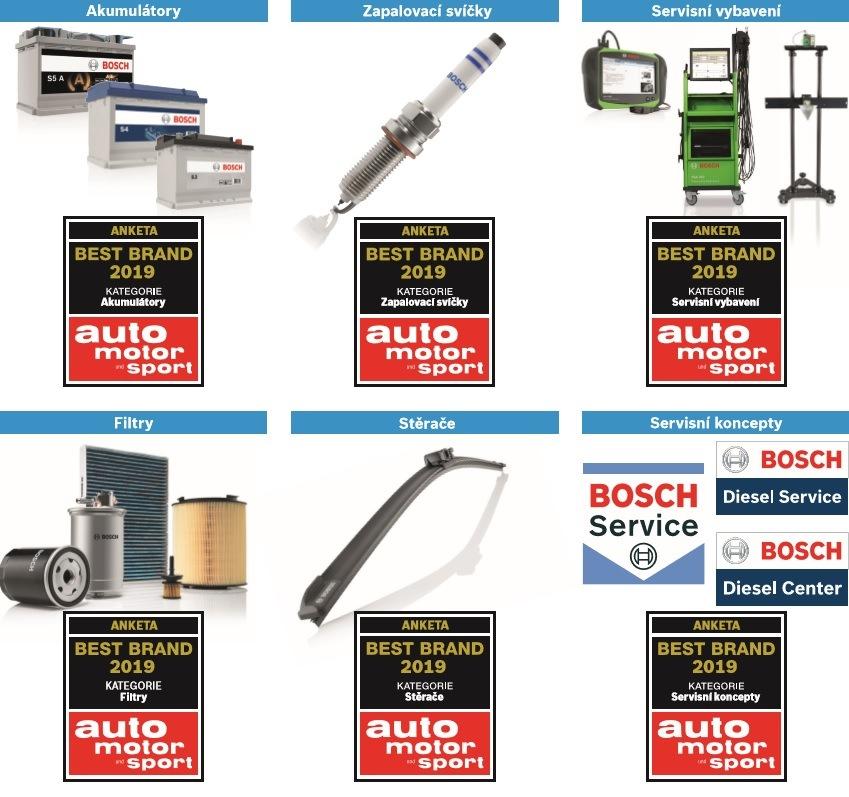 Bosch - Best Brand 2019