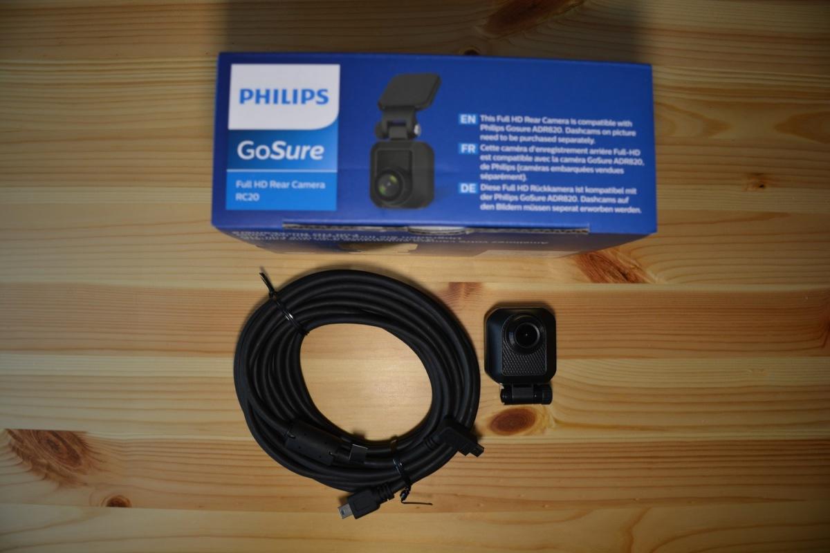 Zadní kamera Philips RC20