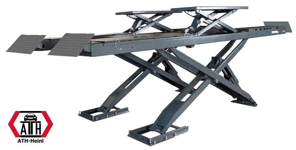 Nůžkový plošinový zvedák ATH-Cross Lift 50