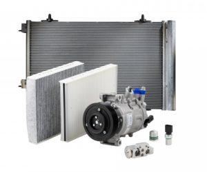 Delphi Technologies přidává více než 900 nových použití pro rozšířený sortiment klimatizací