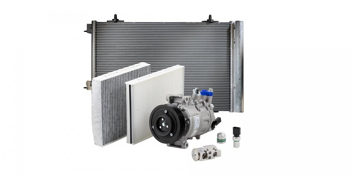 Delphi Technologies rozšířila sortiment klimatizací