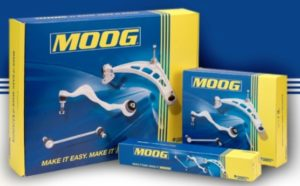Sortiment Moog u J+M Autodíly
