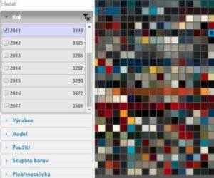 Nový nástroj pro identifikaci barvy vozidla Paint It od NEXA Color