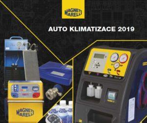 Nový katalog klimatizace Magneti Marelli 2019