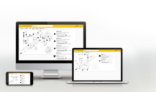 Online katalog TEDGUM