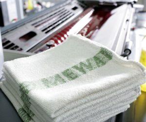 MEWA bere povinnosti svých zákazníků na sebe v souladu s ochranou životního prostředí
