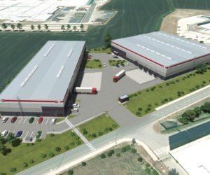 Pro zázemí dodavatelů Škody Auto staví P3 v Mladé Boleslavi dalších 23.000 m2