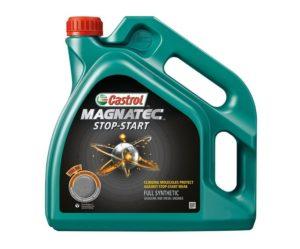 Stahlgruber rozšiřuje sortiment značky Castrol o nový olej Magnatec Stop-Start