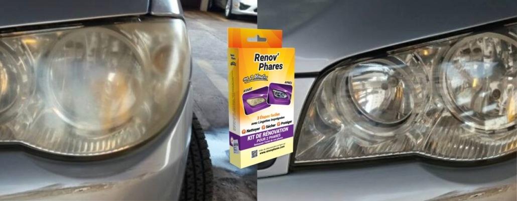 Renov´Phares pro renovaci světlometů u APM