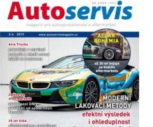 Autoservis magazín 3-4/2019