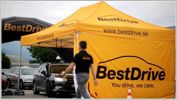 Roadshow 2019 společnosti BestDrive
