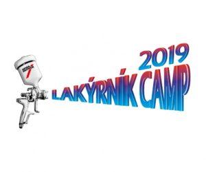 LAKÝRNÍK CAMP 2019 – INOVACE, ZÁBAVA, VZDĚLÁVÁNÍ pro lakýrníky