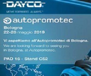 Dayco představuje na Autopromotec 2019