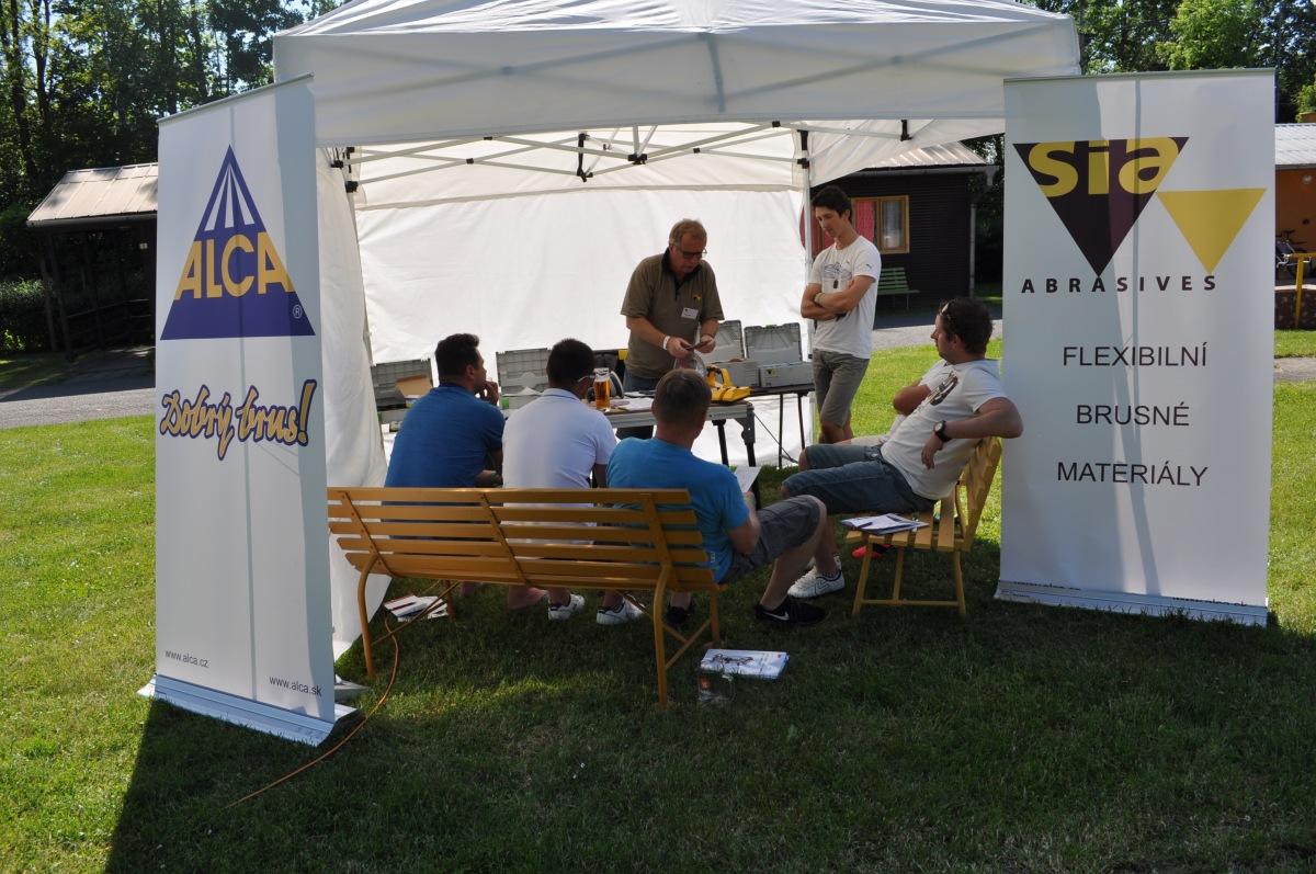 ALCA na akci Lakýrník Camp