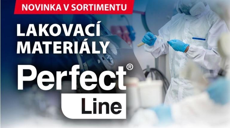 Nový sortiment Perfect Line u Elitu