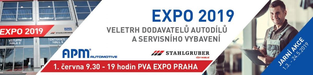 APM a Stahlgruber: EXPO 2019