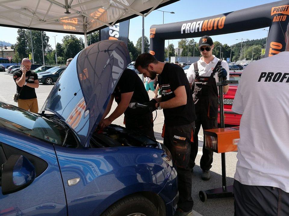 Do Ostravy míří bezplatné kontroly vozidel PitStop