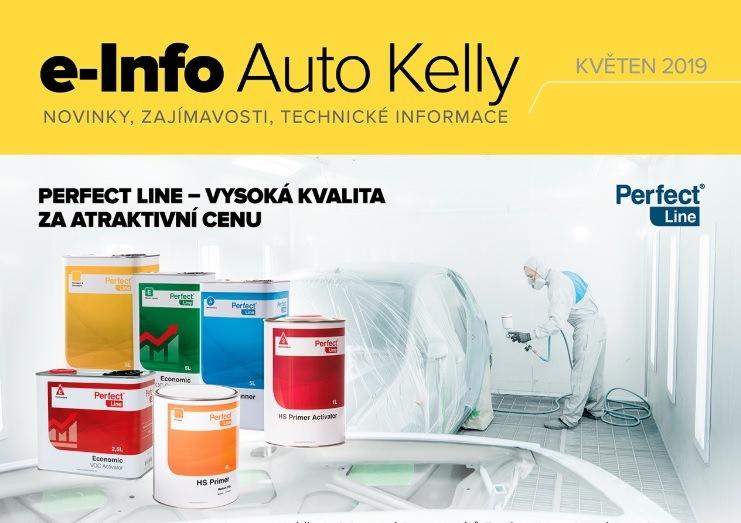 e-info květen 2019 od Auto Kelly