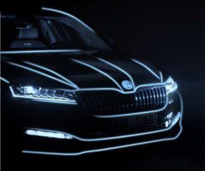 Škoda Auto představila modernizovaný model Superb