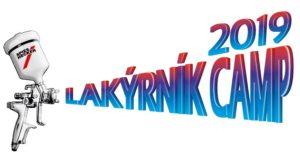 Logo Lakýrník Camp 2019