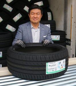 Nexen Tire pan Travis Kang.