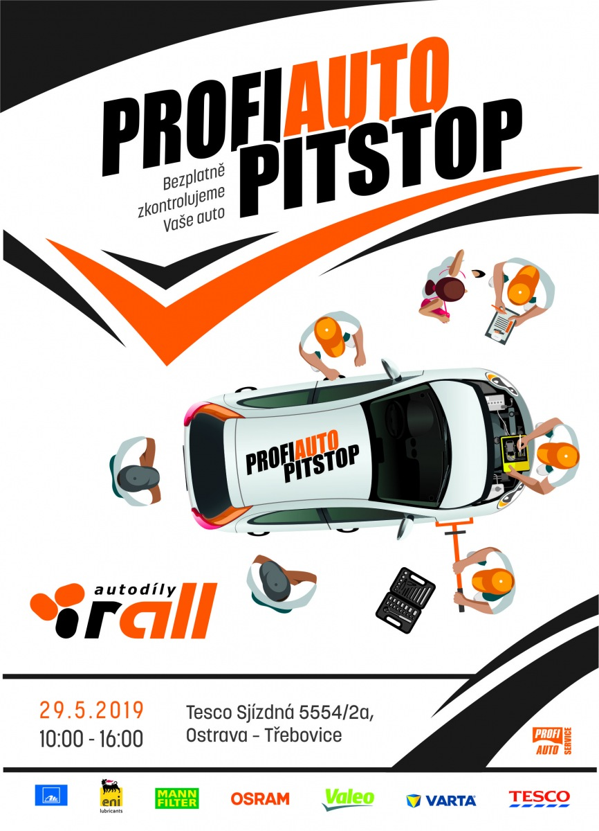 PitStop - Ostrava - Třebovice