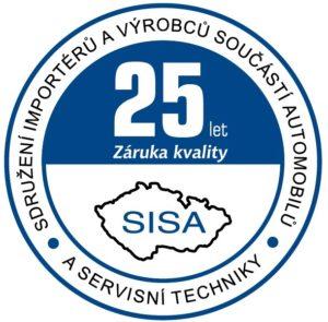 25 let SISA