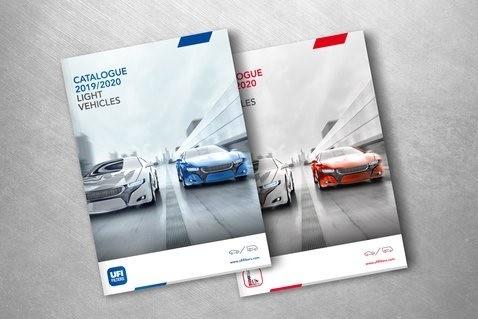 Nové katalogy Light Vehicles od UFI a Sofima 2019/2020