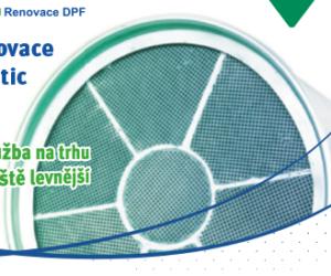 Profesionální renovace DPF a katalyzátorů u WM Autodíly