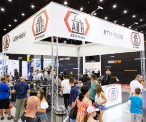 Stánky ATH-Heinl byly během ProfiAuto Show 2019 v obležení návštěvníků