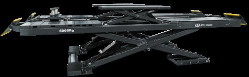 nůžkový diagnostický zvedák – model ATH–Cross Lift 50