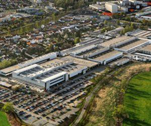 Bosch v Českých Budějovicích rozšiřuje závod. Oficiálně otevře na podzim 2019