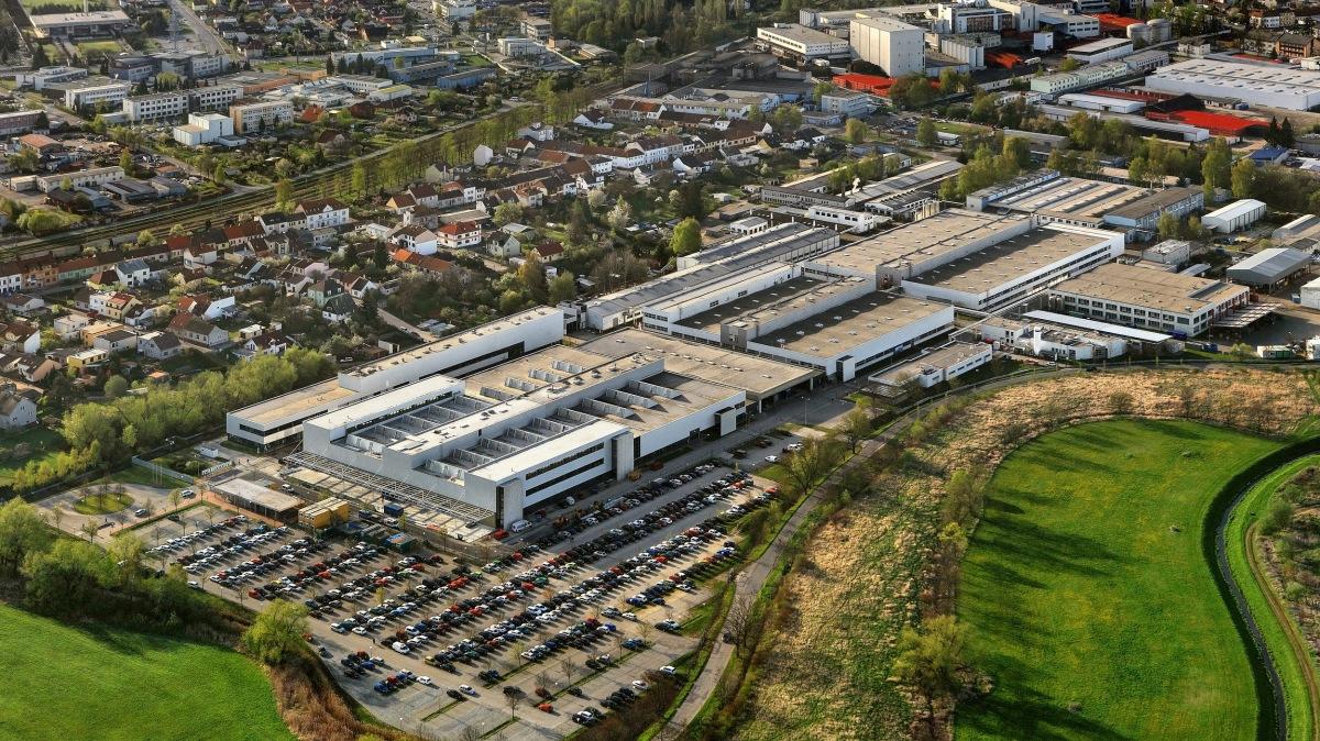 Bosch v Českých Budějovicích rozšiřuje závod