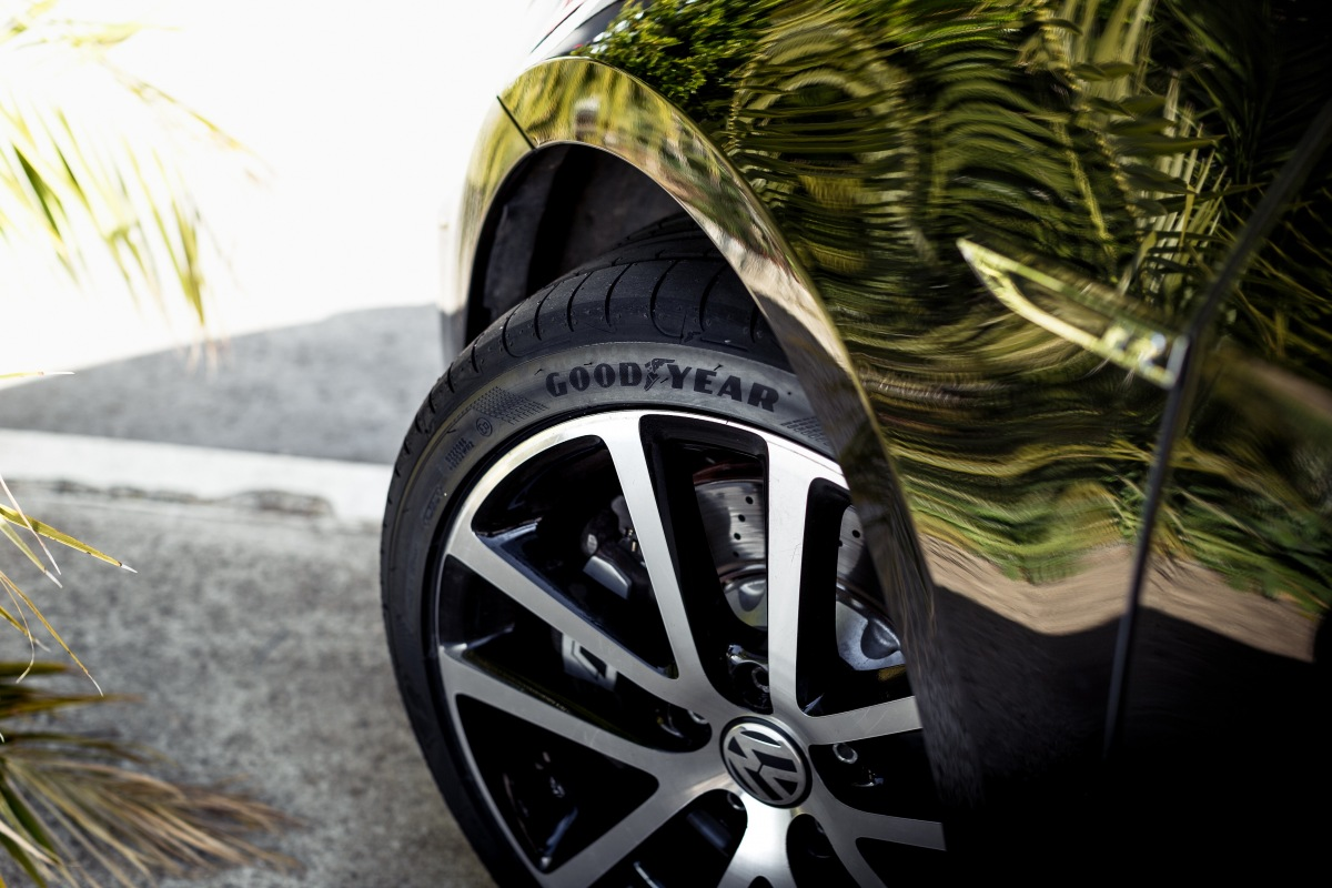 Nové pneumatiky Goodyear Eagle F1 Asymmetric 5