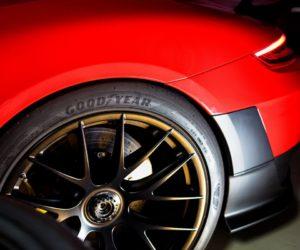 Goodyear Eagle F1 SuperSport RS: pneumatiky na zakázku pro Porsche 911 GT2 RS a GT3 RS