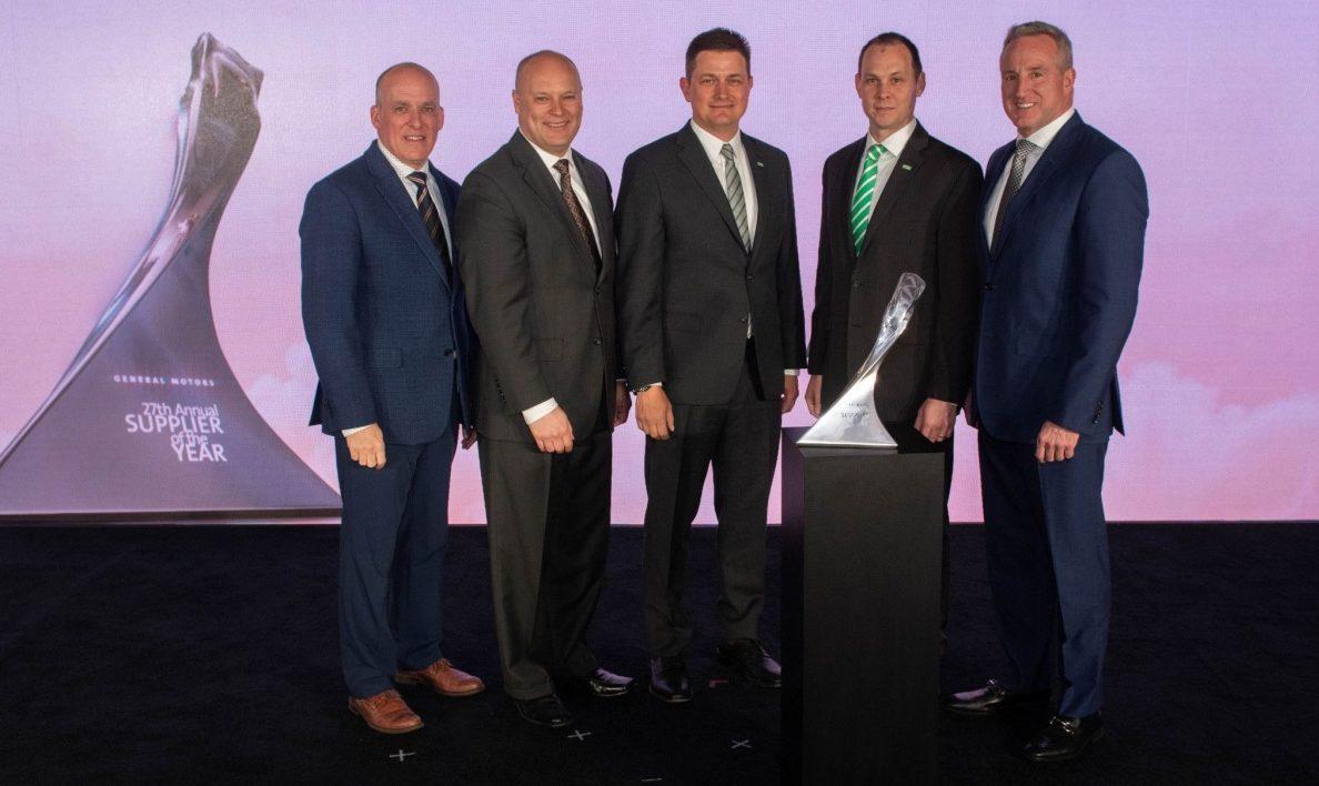 Firma Mann+Hummel byla uznána General Motors jako dodavatel roku 2018