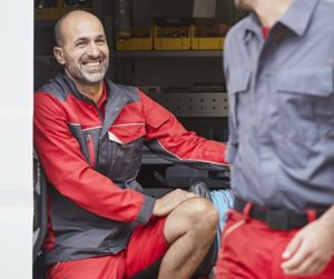 Pracovní oblečení od Mewy zajišťuje volnost a pohodlí i v létě při vyšších teplotách