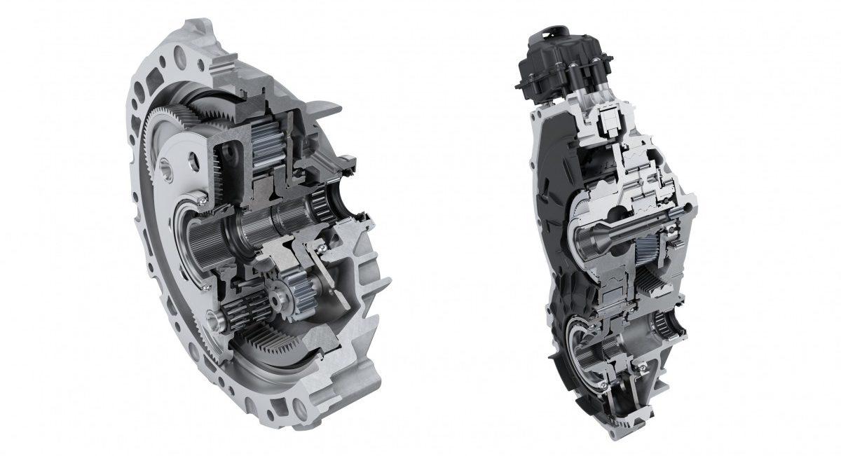 Společnost Schaeffler vyrábí převodovky pro elektrický pohon Audi e-tron