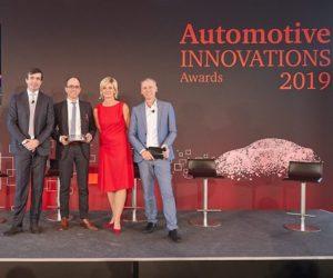 Společnost Hella získala cenu Automotive Innovations Award